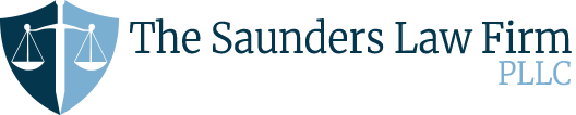 The Saunders Law Firm, PLLC Header Logo